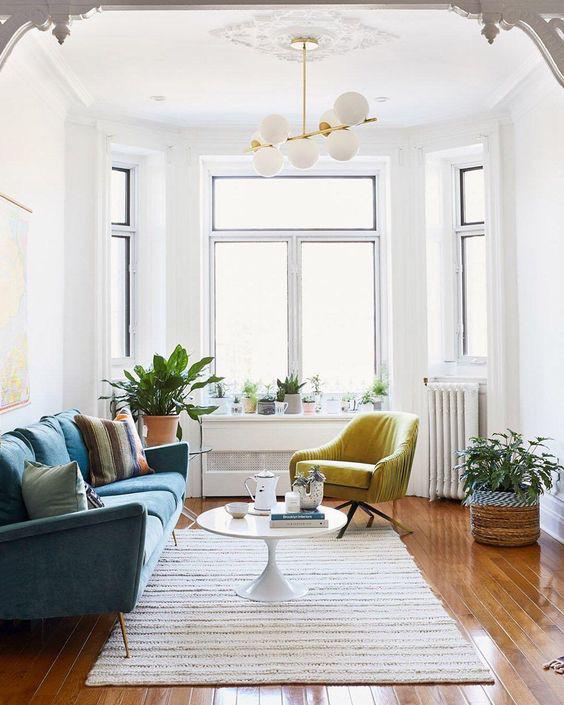 5 quy tắc chọn đồ nội thất giúp nhà có nhỏ cỡ nào cũng sẽ ngăn nắp gọn gàng và trông rộng hơn - Ảnh 4.
