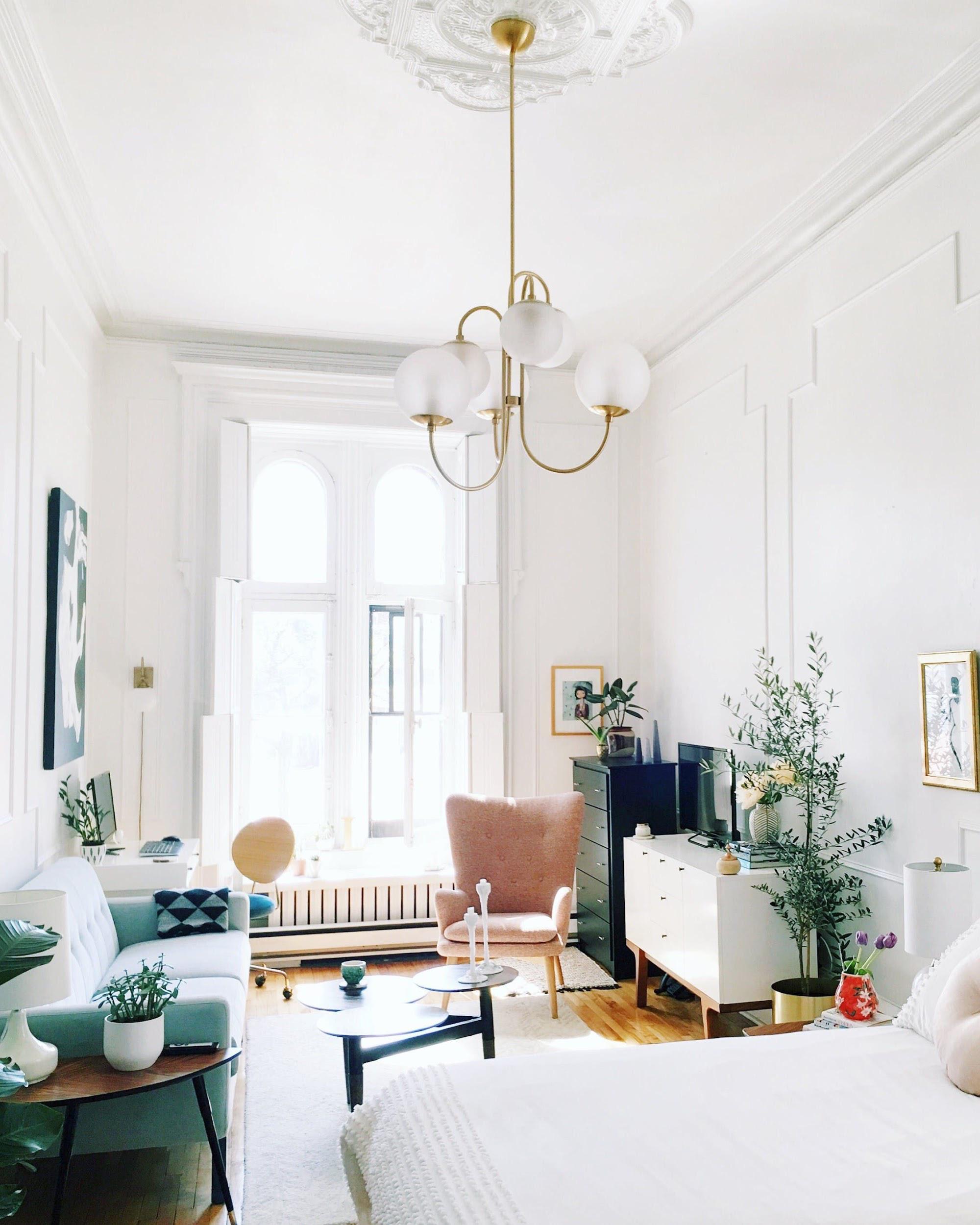 5 quy tắc chọn đồ nội thất giúp nhà có nhỏ cỡ nào cũng sẽ ngăn nắp gọn gàng và trông rộng hơn - Ảnh 5.
