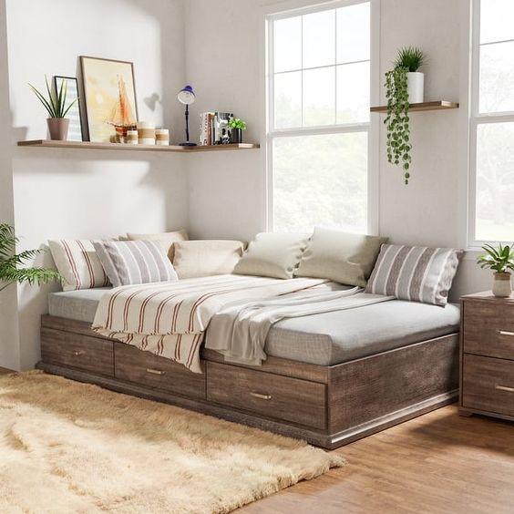 5 quy tắc chọn đồ nội thất giúp nhà có nhỏ cỡ nào cũng sẽ ngăn nắp gọn gàng và trông rộng hơn - Ảnh 6.