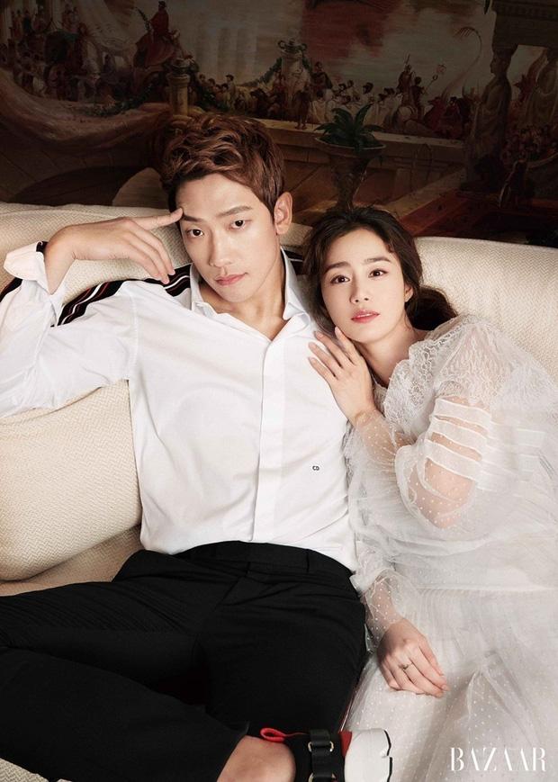 Top 1 Naver: Bi Rain lần đầu lộ ảnh chơi với 2 cô con gái, ai ngờ ông hoàng Kpop lại chịu trận để phải đeo khuyên thế này - Ảnh 5.