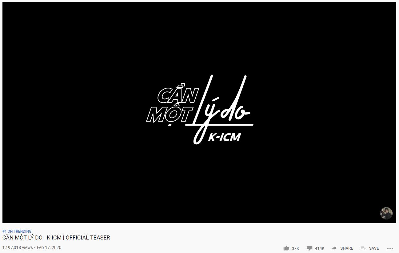 K-ICM bị Dislike gấp 10 lần Like không phải chuyện đùa: YouTube cũng sợ thói xấu của dân mạng, có thể bỏ nút Dislike về sau - Ảnh 1.