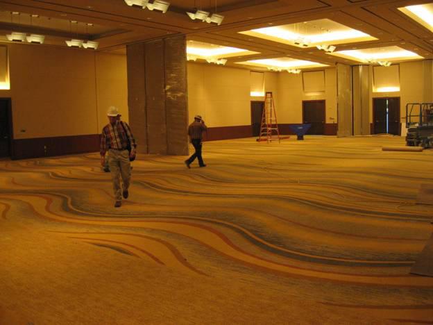 """Những tấm thảm khách sạn như muốn """"chuốc say"""" cả Internet: nhìn ảnh đã thấy đau đầu, ngoài đời còn """"gây ảo giác"""" - Ảnh 11."""