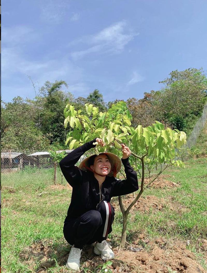 Mục sở thị bất động sản chục ngàn mét vuông của sao Việt: Toàn để trồng rau nuôi cá, Lý Nhã Kỳ có khu đất như nông trại - Ảnh 13.