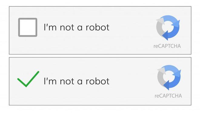"""Bước kiểm tra """"Không phải người máy"""" trên các website hiệu quả ra sao? - Ảnh 1."""