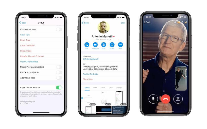 Sau 7 năm, Telegram đã cập nhật tính năng video call - Ảnh 3.