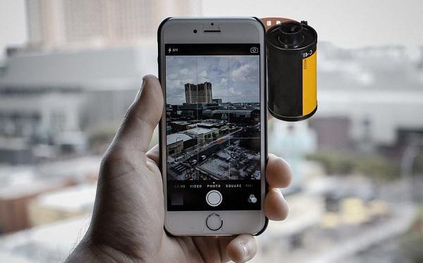 """Top 3 ứng dụng chụp ảnh màu film siêu hot trên di động dành cho hội """"cuồng"""" xu hướng vintage"""