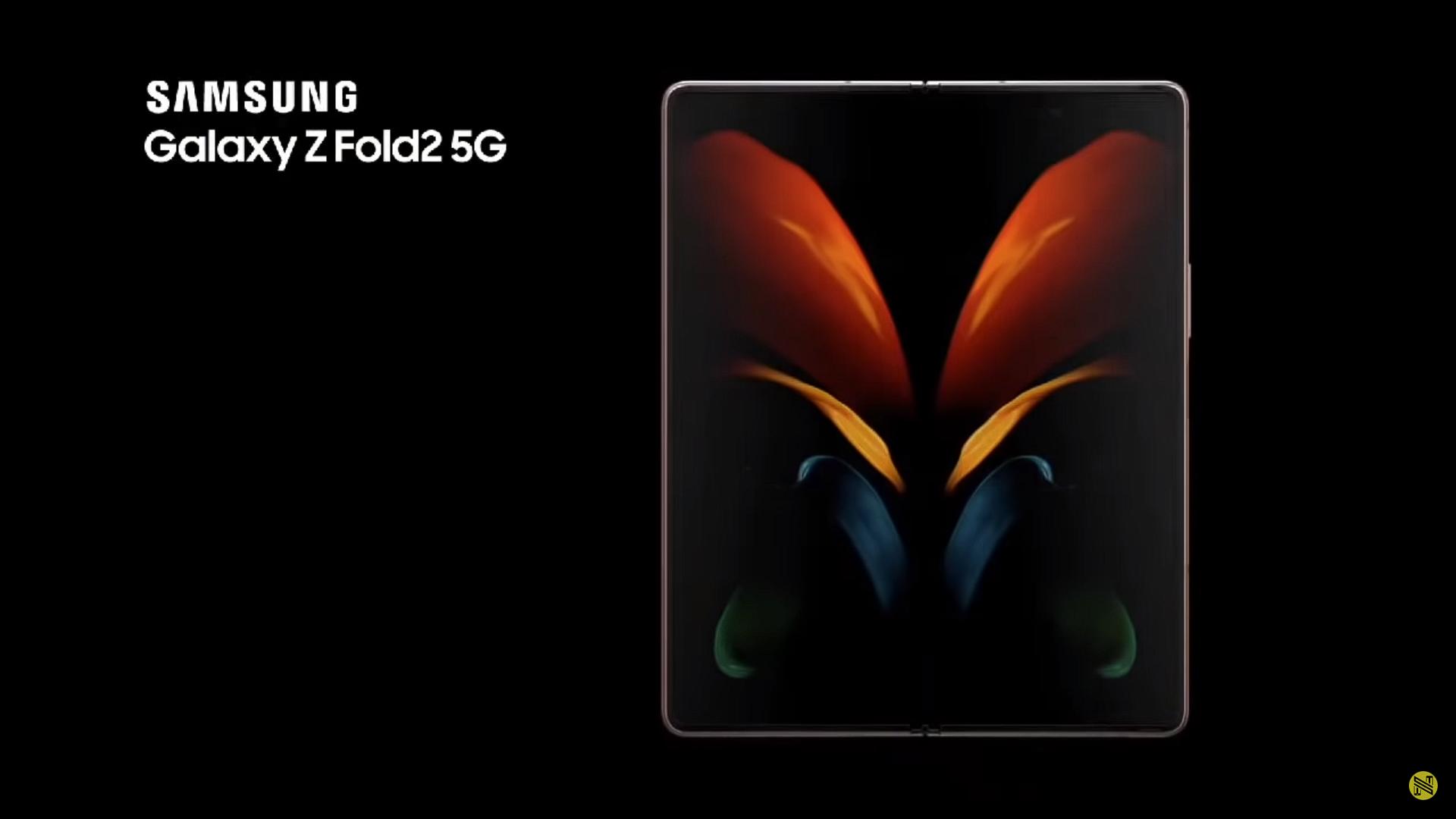 Choáng với quảng cáo bị rò rỉ của Samsung Galaxy Z Fold2 5G, liệu có xứng với cái giá 76 triệu đồng? - Ảnh 1.