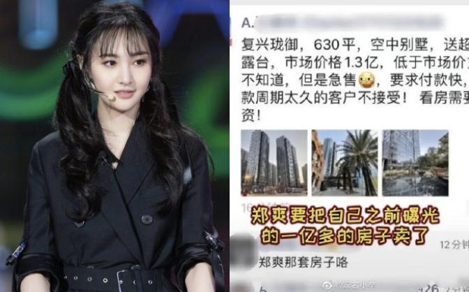 """Trịnh Sảng tán gia bại sản vì bồi thường 3300 tỷ, """"vượt mặt"""" Phạm Băng Băng, bảo sao bán tháo penthouse mới tậu - Ảnh 6."""