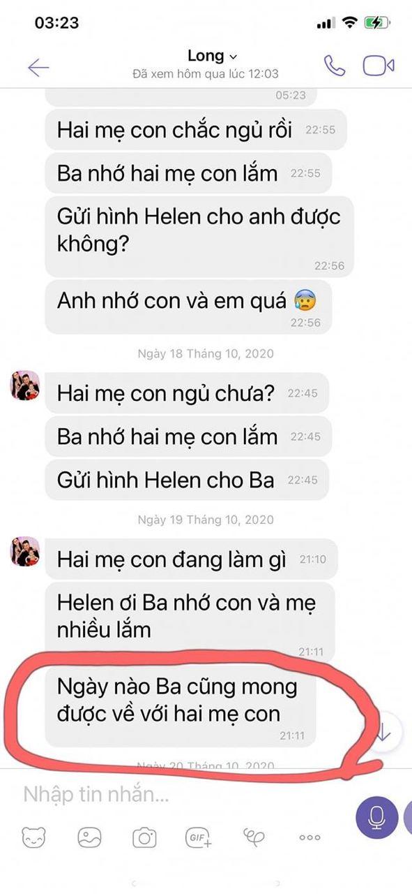 Bạn thân Linh Lan hé lộ tin nhắn Vân Quang Long liên tục nói nhớ vợ con, mong được về Việt Nam trước khi qua đời - Ảnh 2.