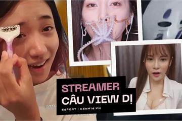 Vấn nạn streamer câu view bất chấp: Cởi đồ PK cùng fan, cạo lông mày để nhận 120 triệu đồng