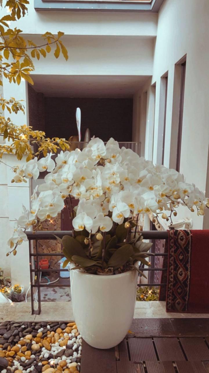 Phanh Lee - vợ Tổng Giám đốc tập đoàn Cocobay khoe nhẹ vài góc nhà chuẩn bị đón Tết, netizen choáng ngợp vì độ xa hoa - Ảnh 5.