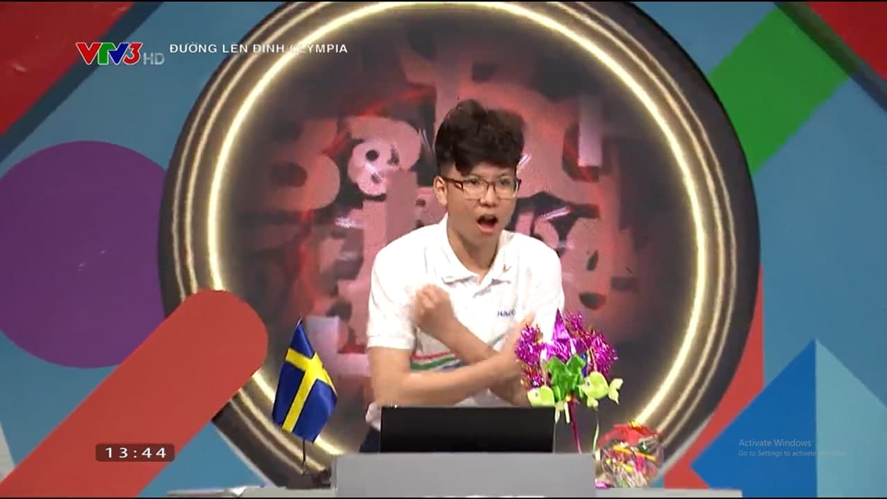 MC Diệp Chi bênh vực nam sinh gây tranh cãi vì thái độ trên sóng VTV: Tính bạn ấy vốn tưng tưng vậy đó - Ảnh 2.