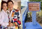 NS Hoài Linh vừa lên tiếng, vợ cố NS Chí Tài công bố luôn hình ảnh liên quan đến quỹ từ thiện lập từ 2 tỷ tiền phúng viếng