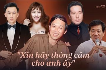 Dương Triệu Vũ, Đoàn Ngọc Hải và dàn sao bảo vệ NS Hoài Linh: Xin cho cơ hội giãi bày, sửa sai, đừng dồn tới chân tường