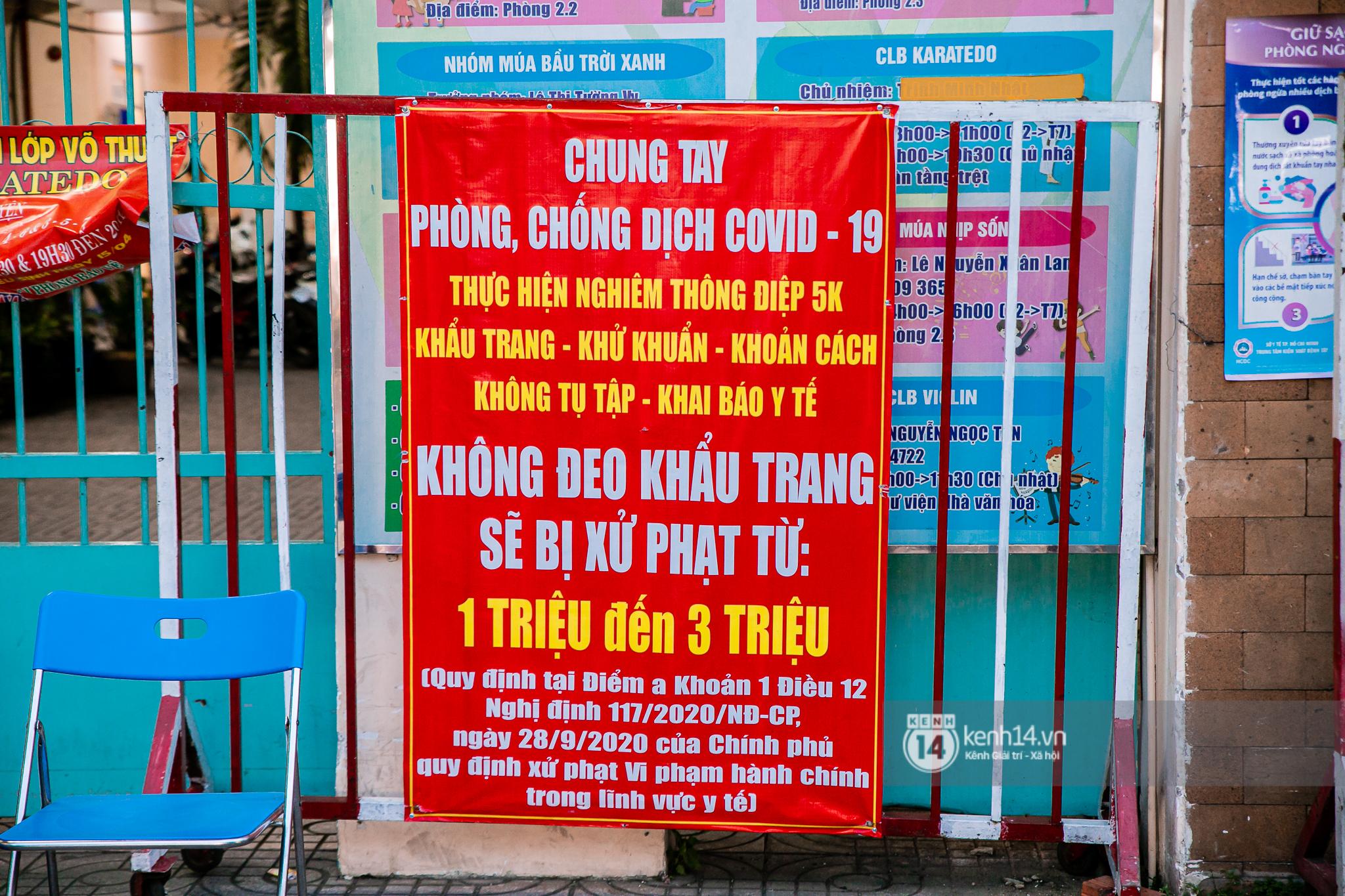 Quán xá Sài Gòn giữa mùa COVID-19 thứ 4: Nhiều địa điểm vẫn đông đến ngộp thở, dù có đeo khẩu trang nhưng vẫn cực kỳ nguy hiểm - Ảnh 3.