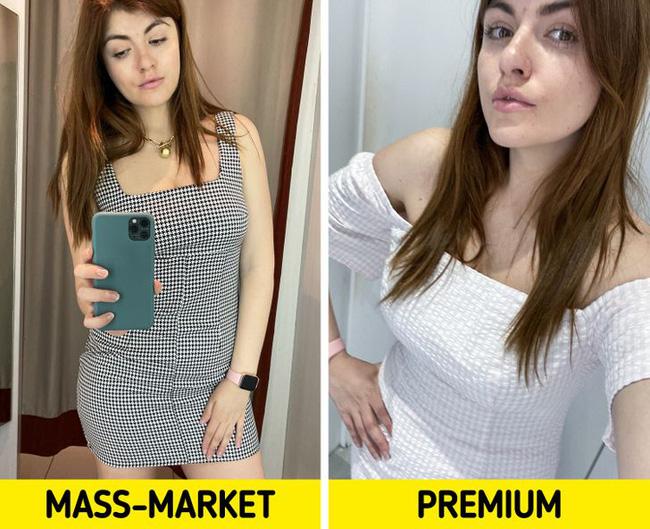 BTV thời trang chuột bạch áo quần đắt tiền và rẻ tiền, kết quả rút ra khiến chị em phải nghĩ lại câu của rẻ là của ôi! - Ảnh 5.