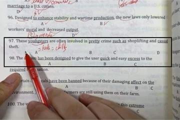 Câu hỏi Tiếng Anh tưởng dễ, ai ngờ cả giáo viên nổi tiếng cũng làm sai