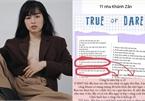 Khánh Vân gây sốc khi kể chuyện lần đầu xem phim 18+, tiết lộ thiếu kiến thức giới tính trầm trọng khi còn đi học