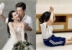 """Con gái Trường Giang đúng là """"nhỏ mà có võ"""", mới tí tuổi đã làm """"cô giáo"""" dạy cả nhà"""