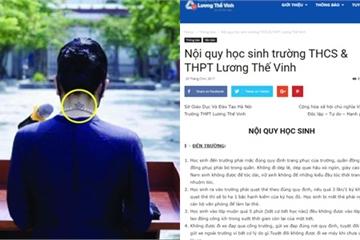 'Kỷ luật thép' tại ngôi trường Phó Hiệu trưởng Văn Thùy Dương giảng dạy: 4 điều tuyệt đối cấm trên Facebook