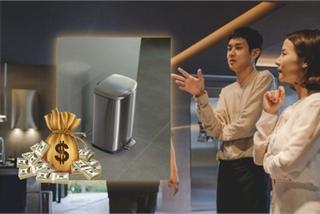 Sốc nặng độ đầu tư bối cảnh ở Kí Sinh Trùng: Biệt thự cực phẩm tới thùng rác 53 triệu