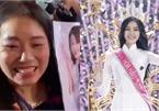 Gia đình hé lộ về Hoa hậu Đỗ Thị Hà ngoài đời, cả họ bán 1 tấn lúa để đặt vé bay vào cổ vũ