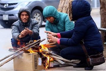 Hôm nay, Hà Nội rét đậm nhất từ đầu mùa đông