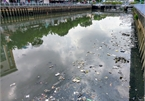 HCM City canals battle severe pollution