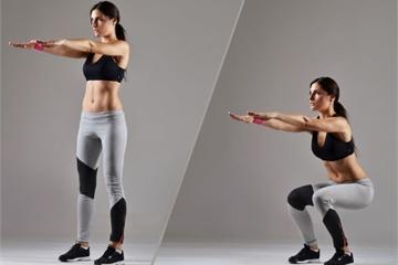 9 bài tập hiệu quả cho vòng 3 săn chắc và đôi chân đẹp