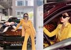 Dàn xế sang có giá hơn 13 tỉ của Hoa hậu Hương Giang
