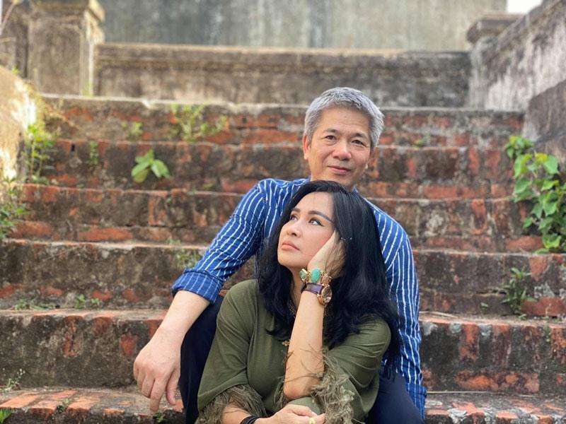Thanh Lam6 Quỳnh Kool nói về tin đồn 'phim giả tình thật' với Thanh Sơn