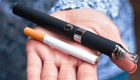 Theo Bộ Y tế, thuốc lá thế hệ mới vẫn chứa chất gây nghiện. Ảnh: Kỳ Uyên.