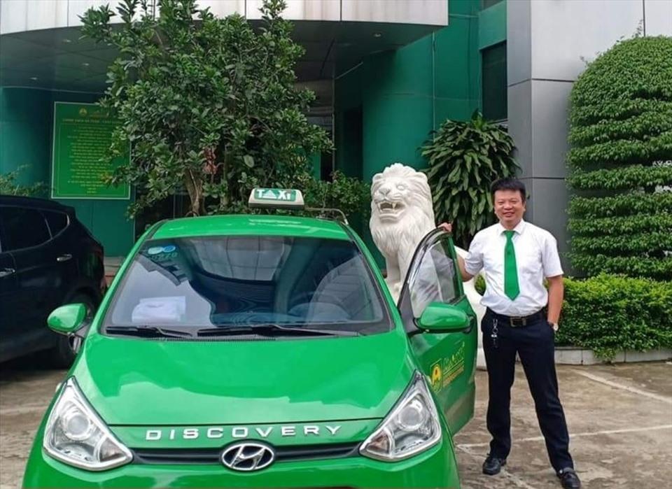 Anh Lê Huy Sinh, người có hành động nghĩa nghiệp hiệp cứu cô gái trẻ nhảy sông tự tử. Ảnh: Nhân vật cung cấp