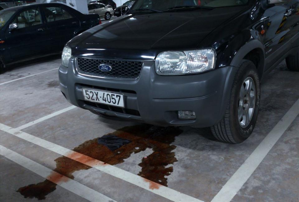 Nếu không xử lý kịp thời, việc chảy dầu có thể ngây nguy hiểm cho xe và người sử dụng. Ảnh: Garaducanh