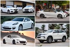 Những lưu ý khi bạn quyết định chọn mua ô tô màu trắng