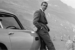 Những chiếc xe đẹp nhất trong thế giới của James Bond