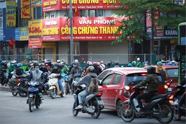 Quy tắc tránh xe đi ngược chiều khi tham gia giao thông