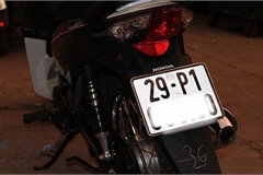 Điều kiện để được đăng ký biển số xe Hà Nội