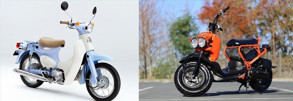 Các dòng xe máy dung tích nhỏ dưới 50cc là sự lựa chọn tối ưu cho học sinh cấp 3. Đồ họa: M.H