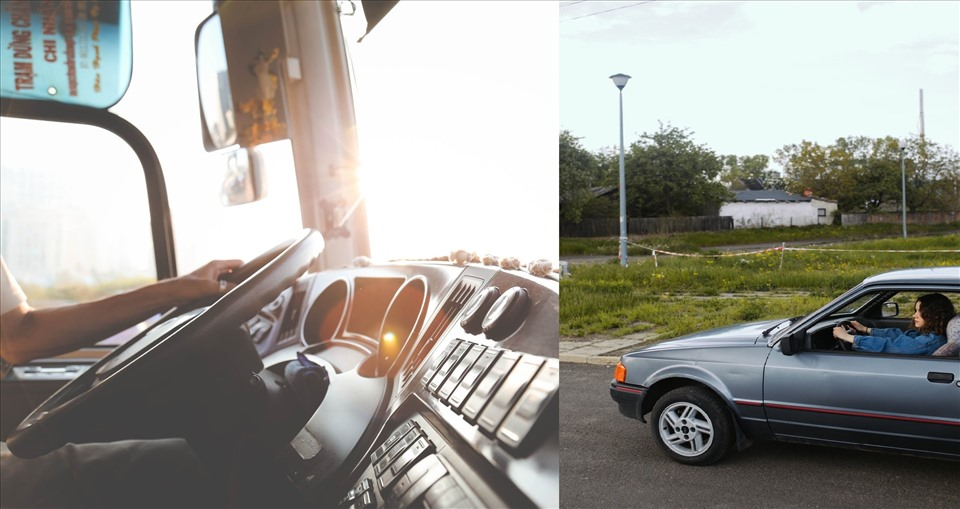 Lái xe số sàn rất khác với xe số tự động. Đồ họa: M.H