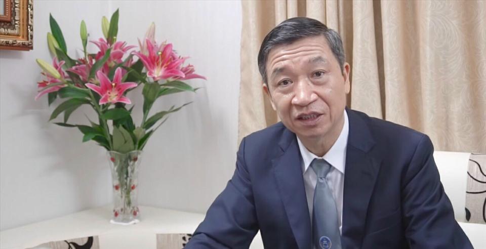 Tiến sĩ, luật sư Lê Ngọc Khánh.