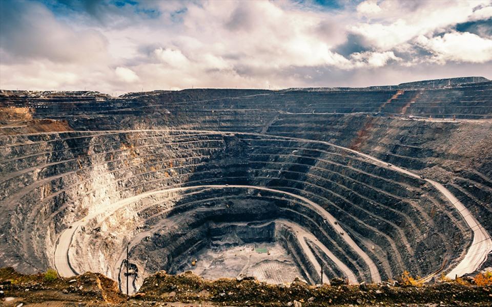 Mỏ vàng Olimpiada ở nước Nga được đánh giá có trữ lượng khoảng 28 triệu ounce vàng.