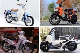 Những mẫu xe máy phù hợp với học sinh cấp 3