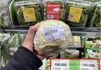 Thực hư bắp cải giá gần  200.000 đồng ở siêu thị TP.HCM