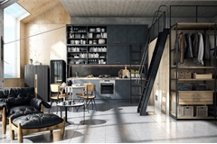 Những mẫu thiết kế phòng bếp độc đáo được ưa chuộng năm 2021