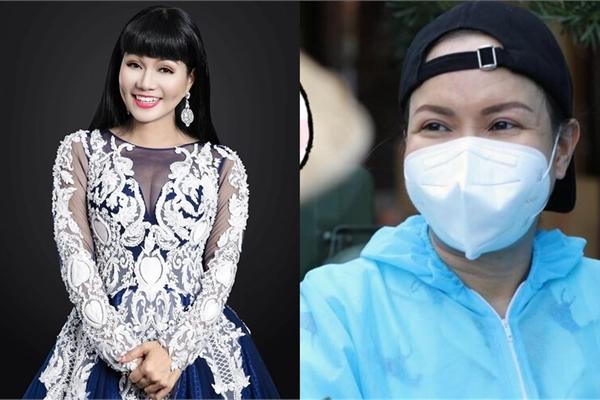 Vì sao NSƯT Ngọc Huyền xin góp tiền làm từ thiện mà Việt Hương lại từ chối?
