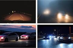 Kinh nghiệm lái xe vào ban đêm đảm bảo an toàn