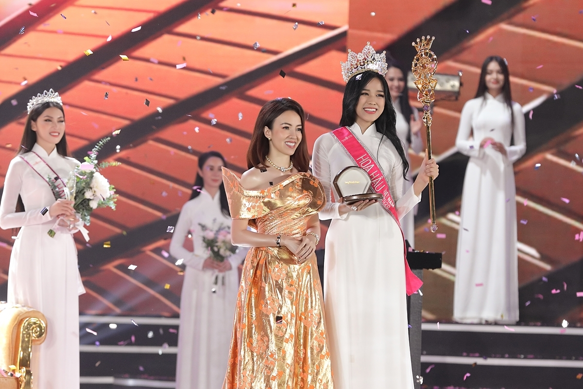 Do Thi Ha won the title of Miss Vietnam 2020 on November 20, meaning she will now progress to represent the nation at the next Miss World competition.