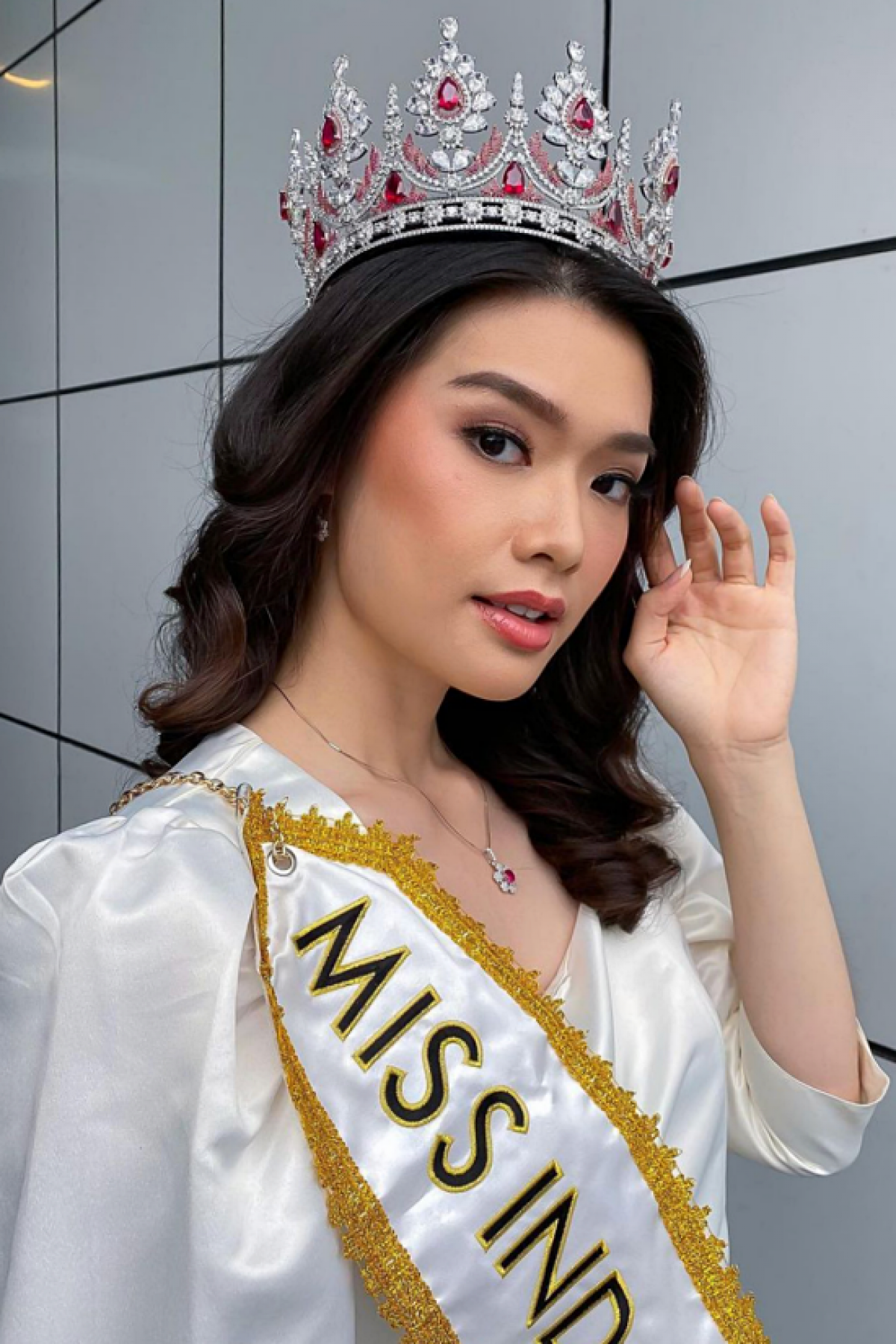 Elsewhere in the global pageant, highly-rated contestant Pricilia Carla Yules will be representing Indonesia. The beauty stands at 1.72-metres tall and graduated with a degree in hotel management from a university in Australia.
