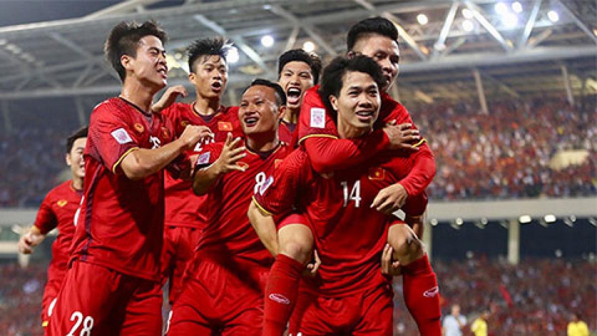 Vietnamese men's national football team (Photo:bongdaplus)